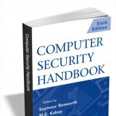 Free Computer Security Handbook, 6th Edition eBook by Wiley Offer Image
